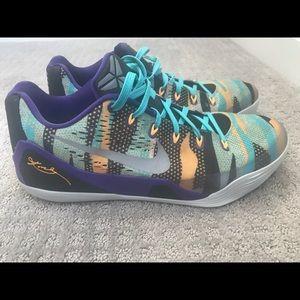f8ffea141bc1 Nike Shoes - Nike Kobe 9 EM Pop Art Camo sz 11.5